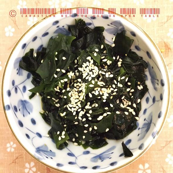 Wakame Salada @ Nihonbashi