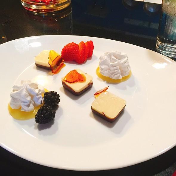 Assorted Mini Desserts @ Formoli's Restaurant