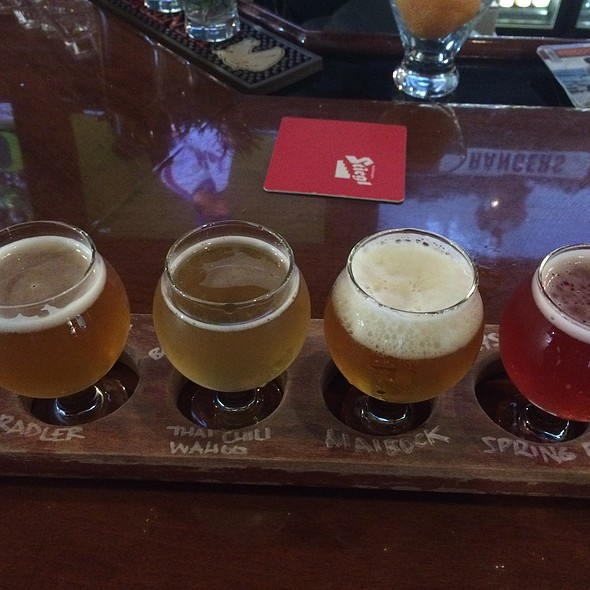 Summer Flight @ World Of Beer