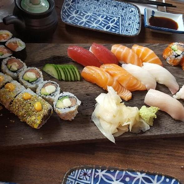 Sushi Party Tray @ Sushi Springtime