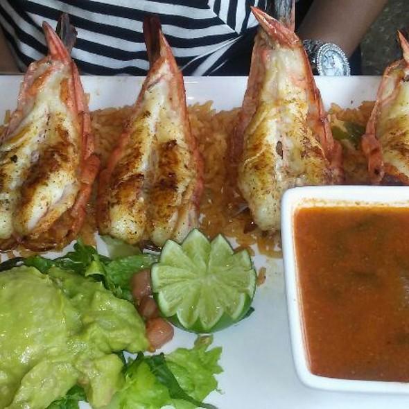 Shrimp Diablo @ Campuzano