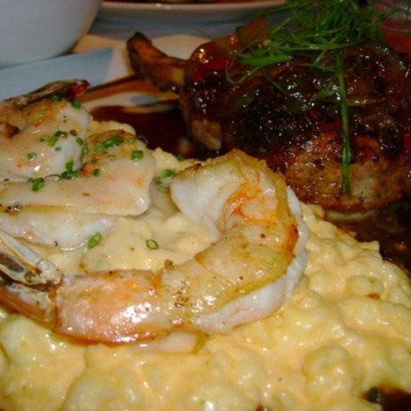 Pork Chops @ Roy's Restaurant