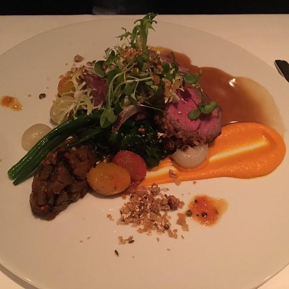 lamb chops! - Scaramouche Restaurant, Toronto, ON