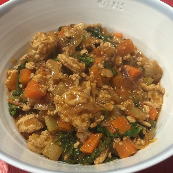 Turkey Mince Curry @ Chookys