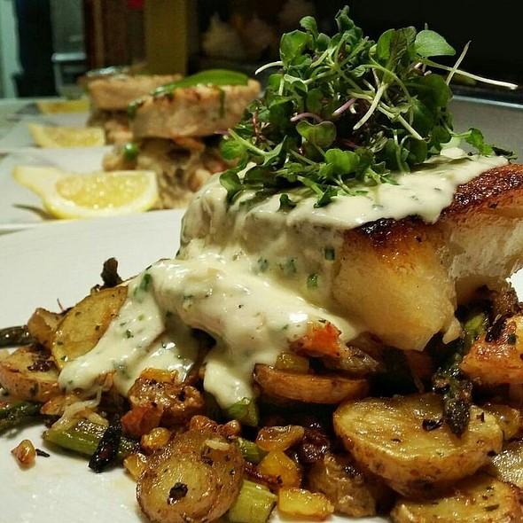 Chilean Sea Bass - Providence Oyster Bar, Providence, RI