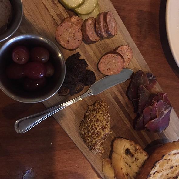 Butcher's Board - Windjammer Restaurant, South Burlington, VT