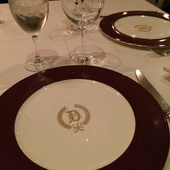 Place Setting - Delmonico's, New York, NY