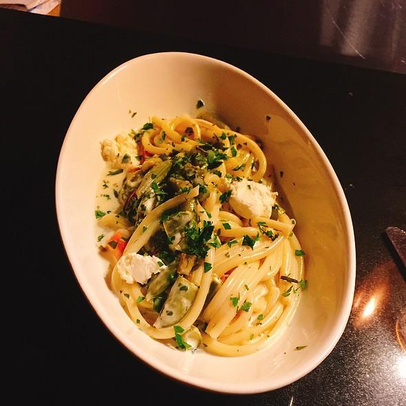 """Uncle Pastas"" Agnolotti @ Formoli's Restaurant"