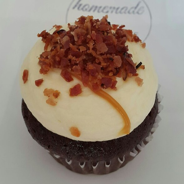 Beer Bacon Cupcake @ Homemade We Eat Fine