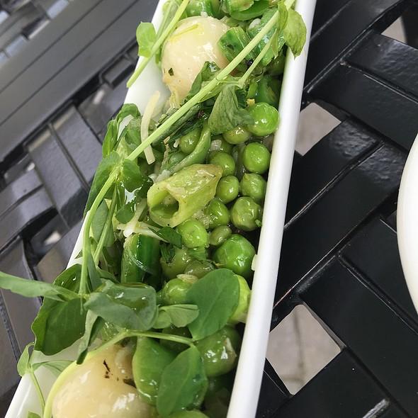 Spring Peas @ West End Wine Bar & Pub