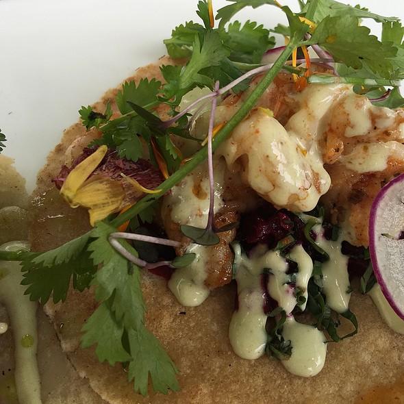 Shrimp Tacos @ West End Wine Bar & Pub
