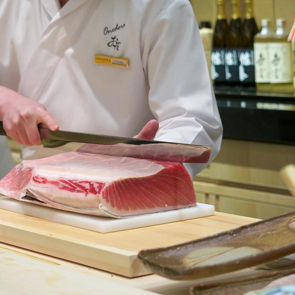 Bluefin Tuna Chutoro @ Sushi Ginza Onodera