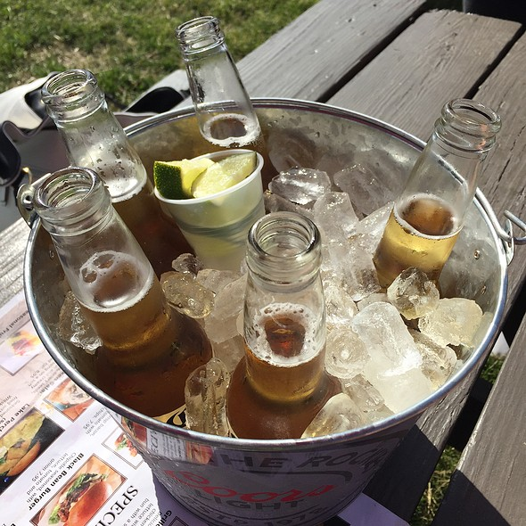 Bucket Of Love @ Whiskey Island Marina