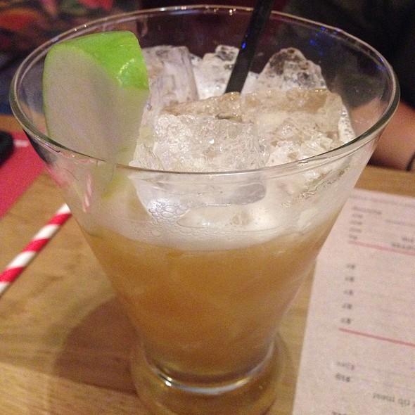 Apple Pie Moonshine @ San Antone