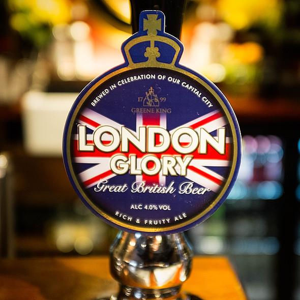 London Glory @ Glassblower
