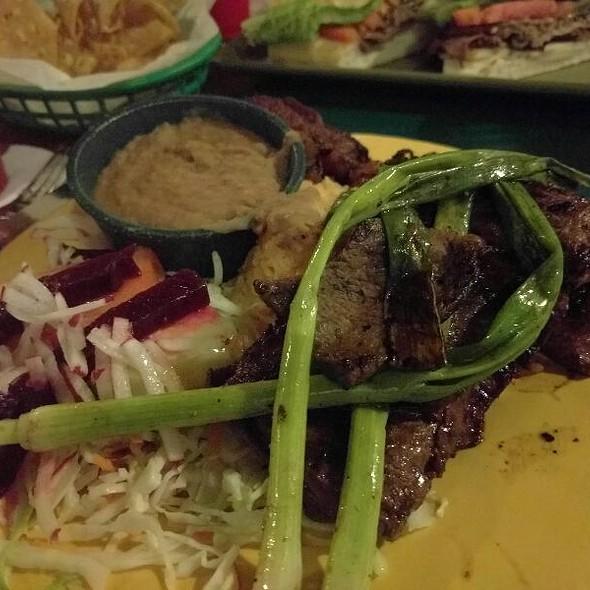 Grilled Steak @ Irazu Costa Rica Restaurant