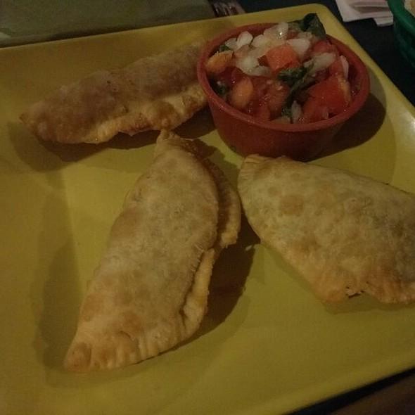 empanadas @ Irazu Costa Rica Restaurant