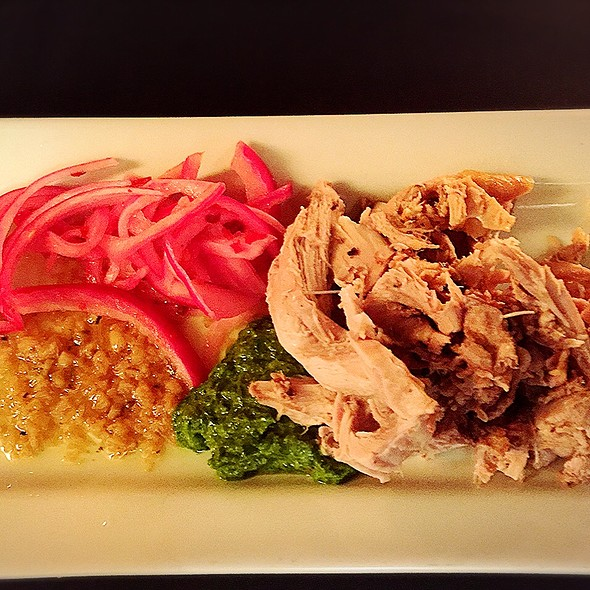 Pig Roast - Havana Central Times Square, New York, NY