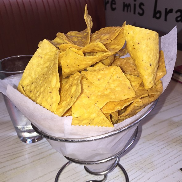 Chips - Oyamel, Washington, DC