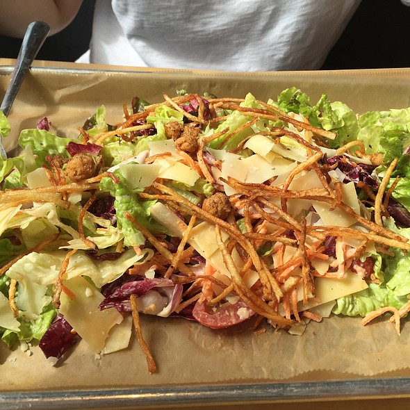 Hail Ceasar Salad @ Hopdoddy Burger Bar
