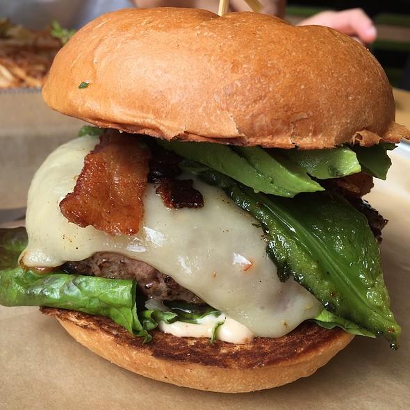 Thunderbird Burger @ Hopdoddy Burger Bar