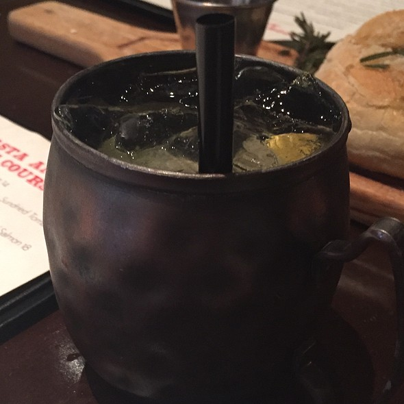 Moscow Mule - Cafe Firenze, Moorpark, CA