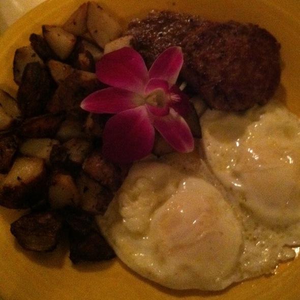 Breakfast Dish @ Tupelo Honey Cafe