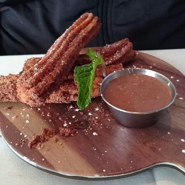 Fresh Churros - Indigo Grill, San Diego, CA