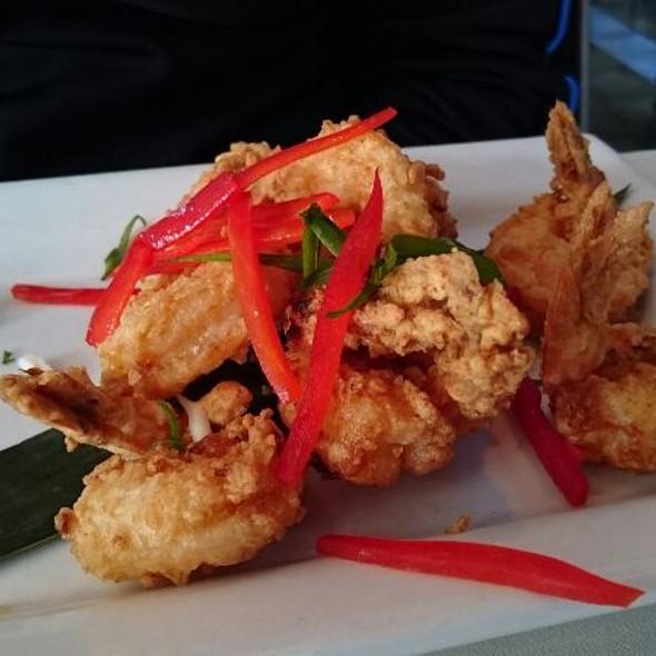 Salt & Pepper Shrimp - Indigo Grill, San Diego, CA
