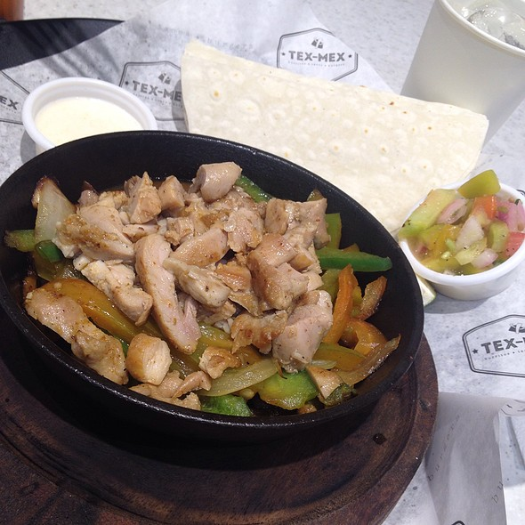 Fajitas - Grilled Chicken