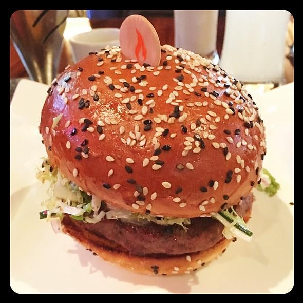 Truffle Burger @ BurGR Gordon Ramsey