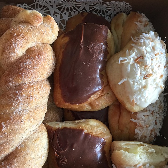 Assorted Pastries @ The Phoenix Bakery