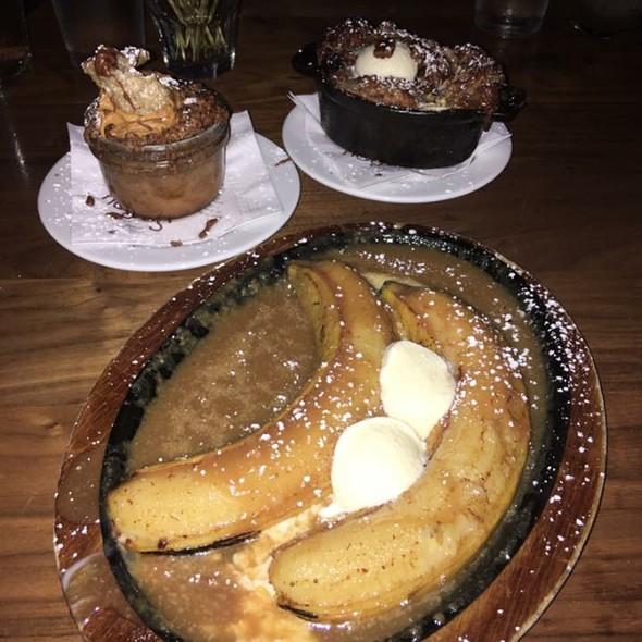 Desserts @ SoBou