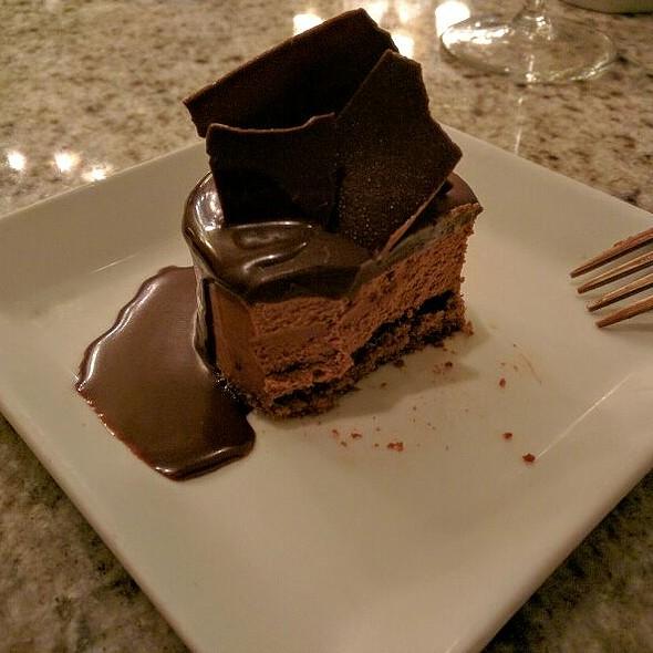 Dark Chocolate Mousse @ Grand Floridian Cafe