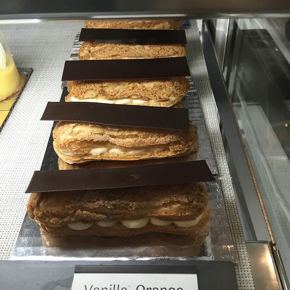 Vanilla, Chocolate And Orange @ The Fearrington House Inn