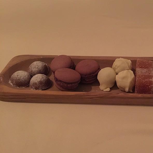 Hand Rolled Chocolates @ The Fearrington House Inn