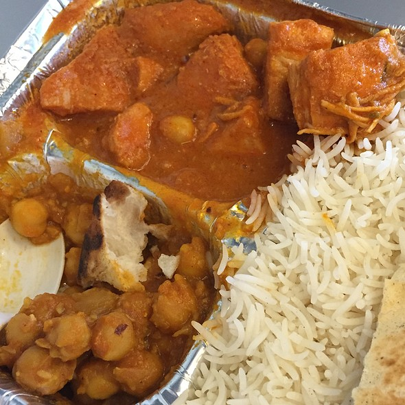 Chicken Tika @ Chickpea Long Island City