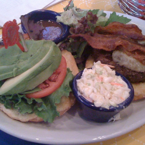 The Dude Burger @ Big Daddy's