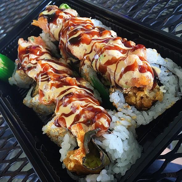 Dragon Maki @ Kozo Sushi