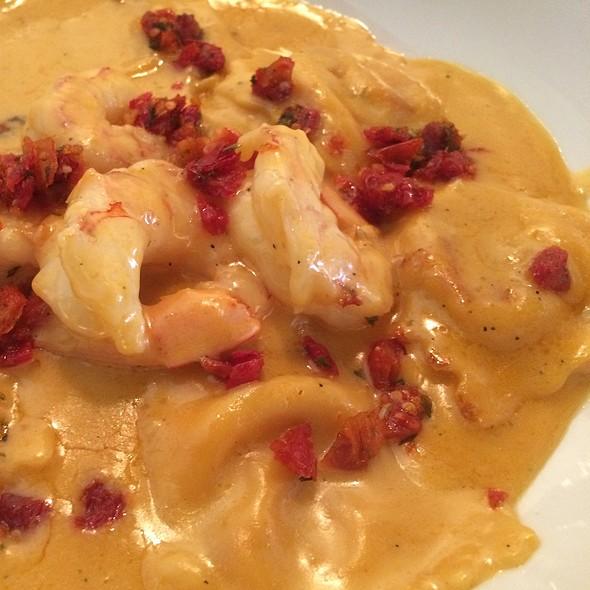 Lobster Ravioli @ Olive Garden