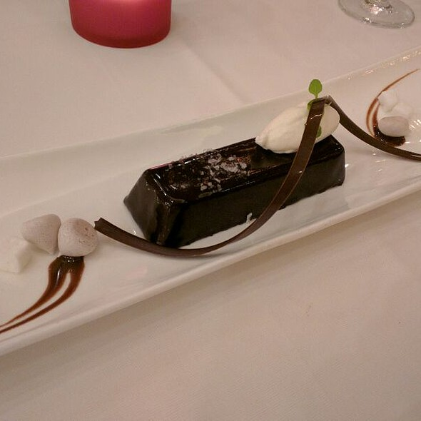 Chocolate Mousse @ California Grill