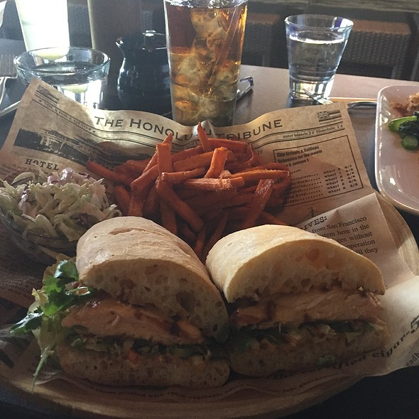 Vietnamese Sandwich @ Pacific Catch