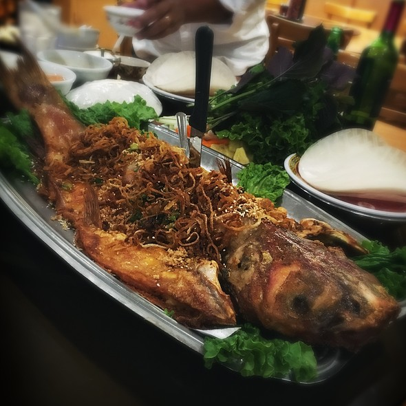 Cat Fish @ Phuong Trang Vietnamese