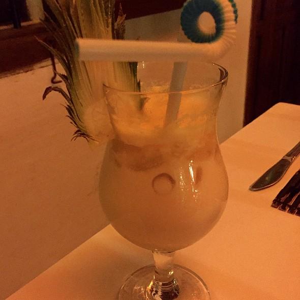 Pinacolada @ Tam Tam Café