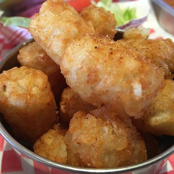 Tater Tots @ The Porch