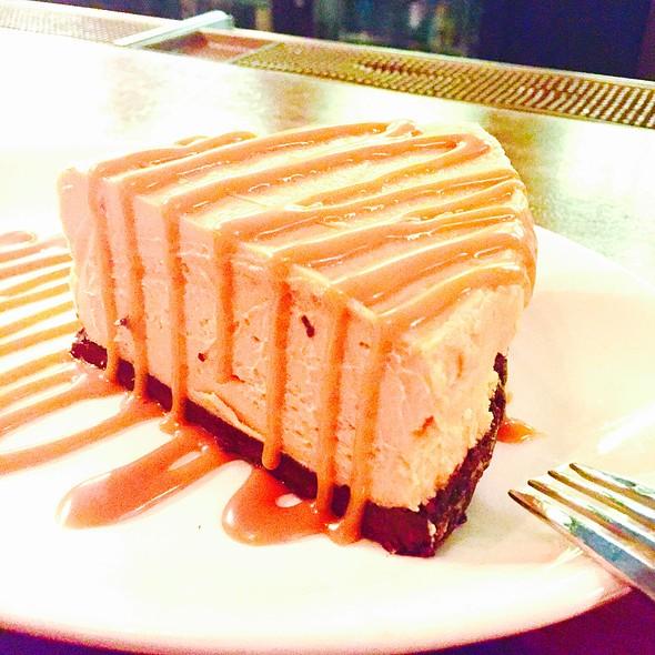 Peanutbutter Cheese Cake @ RL Restaurant (Ralph Lauren)