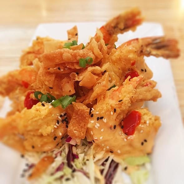 Firecracker Shrimp @ Legacy Kitchen