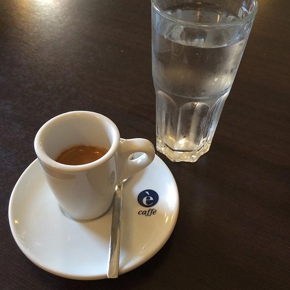 Espresso @ BörsenCaffee