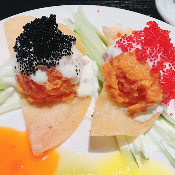 Spicy Tuna Tartare @ Boss Sushi