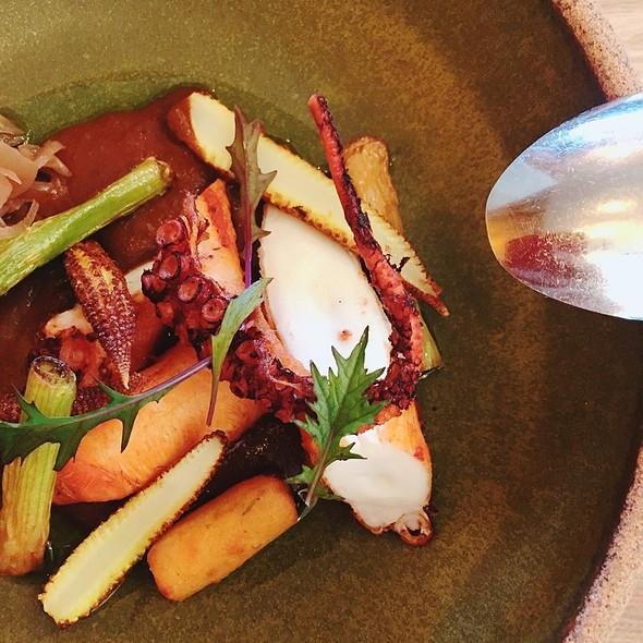 Squid Dish @ Otium